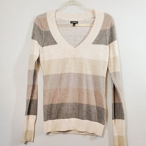 Express Womens sparkling sweater